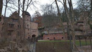 Burg Steinegg Hof